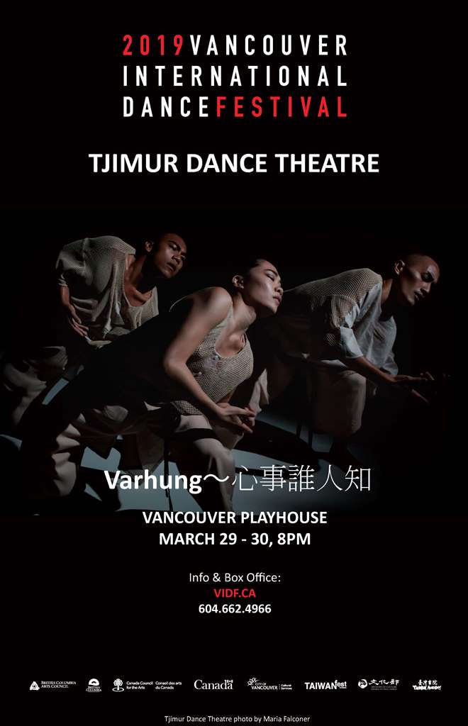 Tjimur to stage 'Varhung,' hold dance workshops in Vancouver