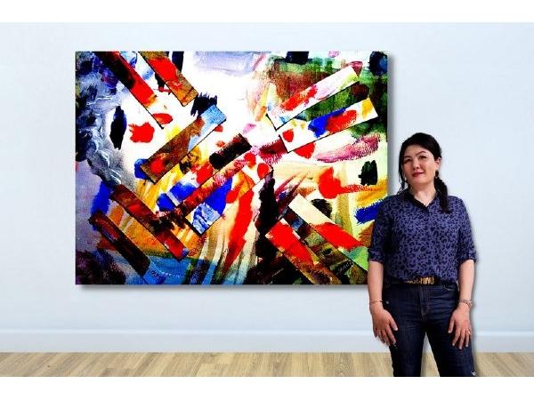 Taiwanese-Turkish artist Melek Kocasinan to attend Turkey's leading art fair Contemporary Istanbul