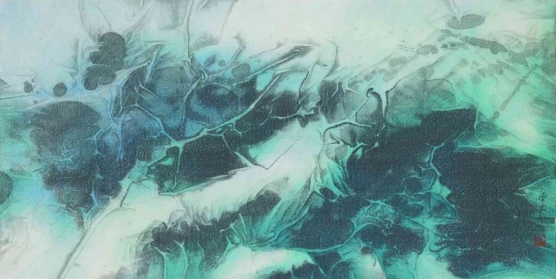 'Chen Jia-zr: Ink Painting and Calligraphy Exhibition'