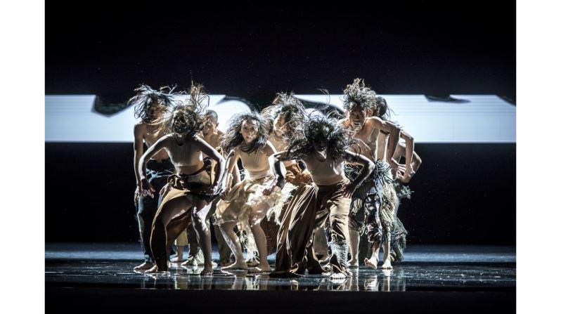 雲門舞集舞作《毛月亮》前進冰島  線上提案爭取國際邀演