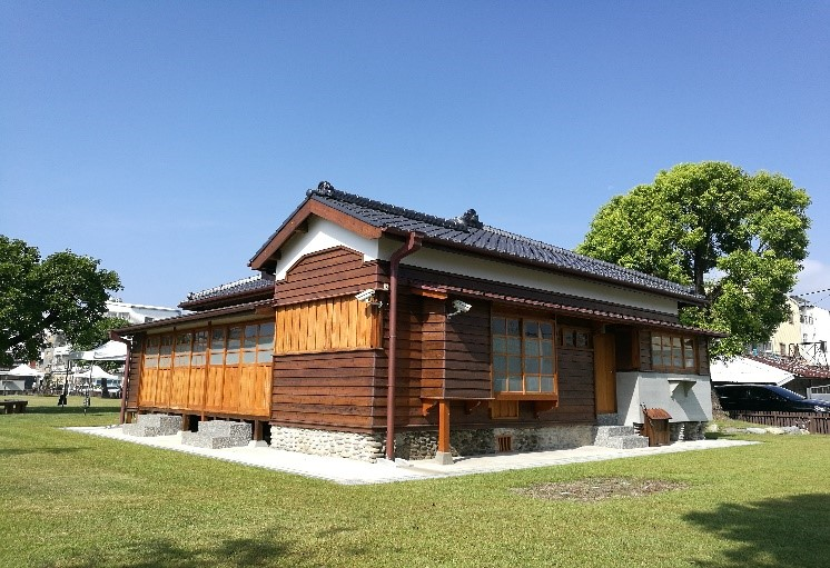 The Japanese Dormitories in Minquan Borough, Taitung City
