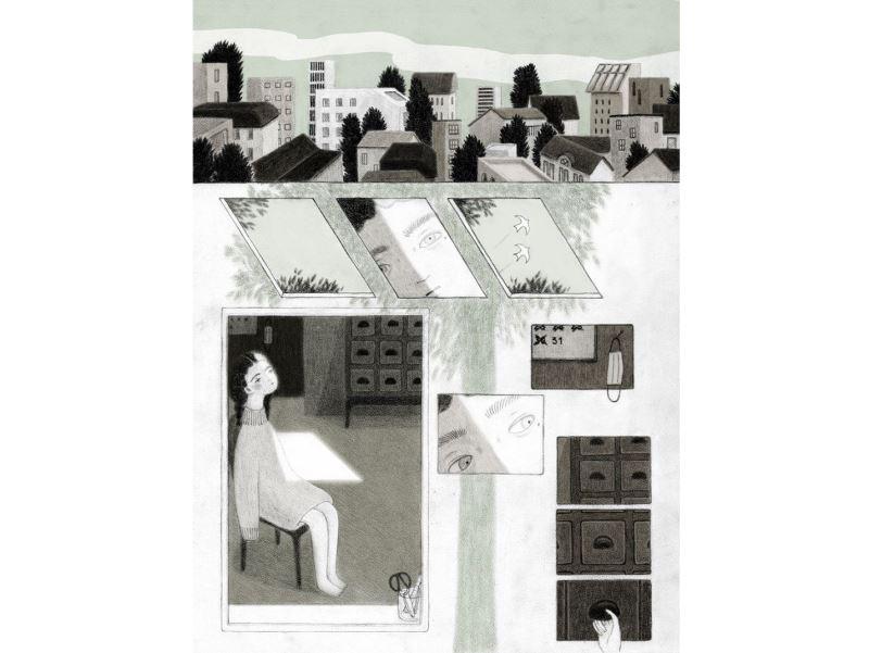 La taïwanaise Cho Pei-hsin remporte le 11e prix international d'illustration de Bologne