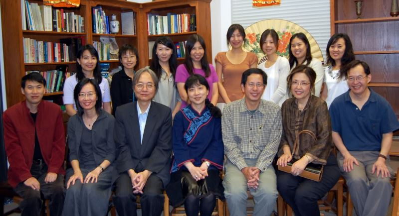TAIWANESE WRITERS' SEMINAR TOUR IN USA AND CANADA