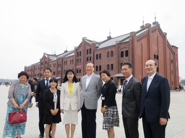 Minister visit to Japan, France inspires creative park reforms