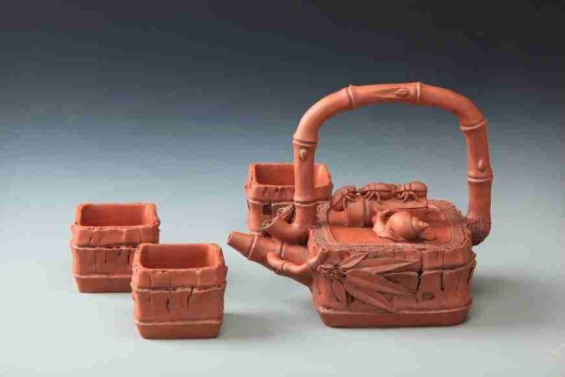 'The Ceramic Art of Yeh-Liu Chin-hsiung'