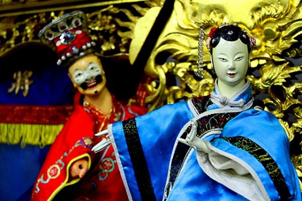 Vancouver gears up for annual Taiwanese Puppet Festival