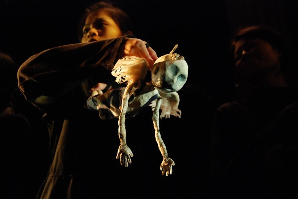 Madrid to host contemporary Taiwanese puppetry show