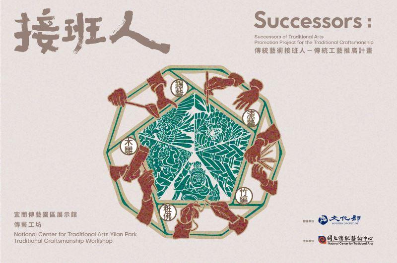 108年國家級登錄無形文化資產-重要傳統藝術保存者(團體)接班人傳統工藝示範與推廣計畫