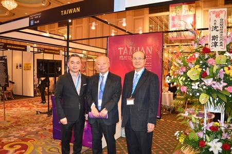 「TIFFCOM2015」に台湾のコンテンツ業者が出展