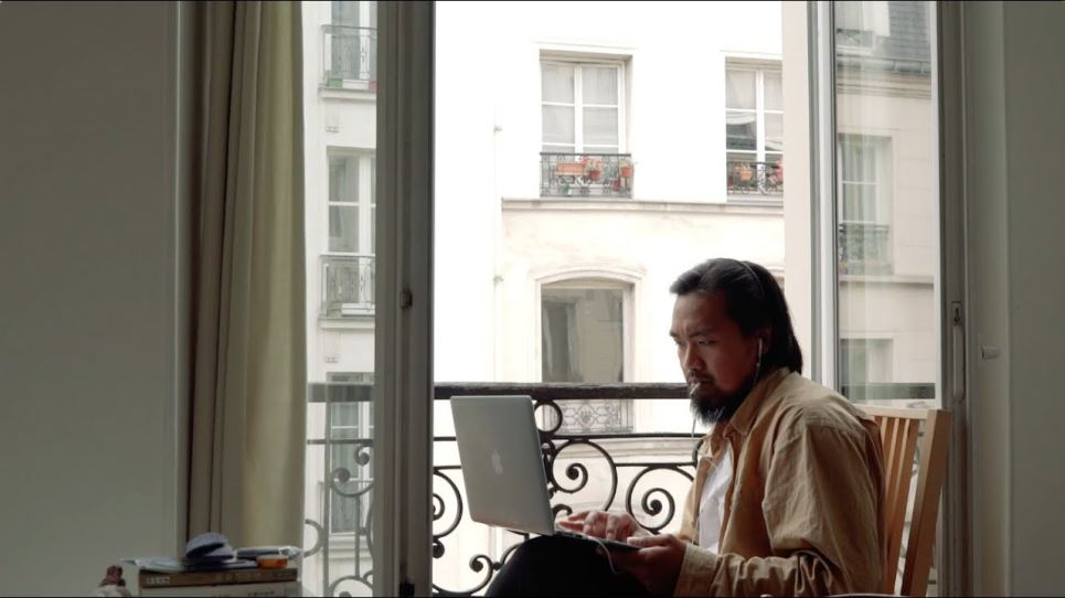 Artiste en résidence à la Cité des Arts| Fangas Nayaw
