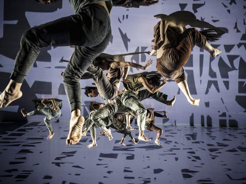 雲門舞集《關於島嶼》美西首演廣受歡迎