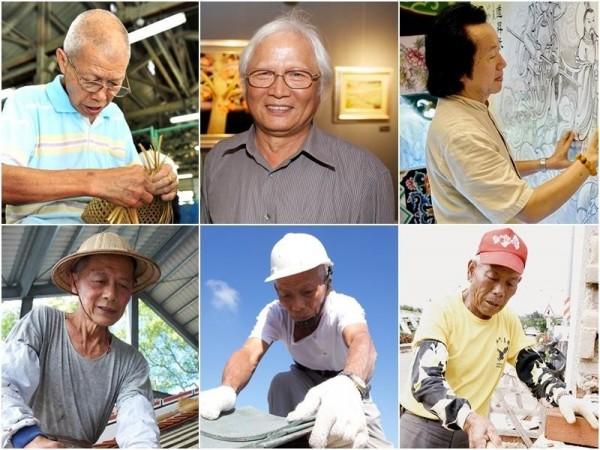Taiwan welcomes ten more 'National Living Treasures'