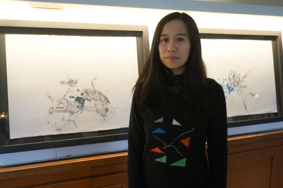 Arts at CERN | Wang Yu-chen