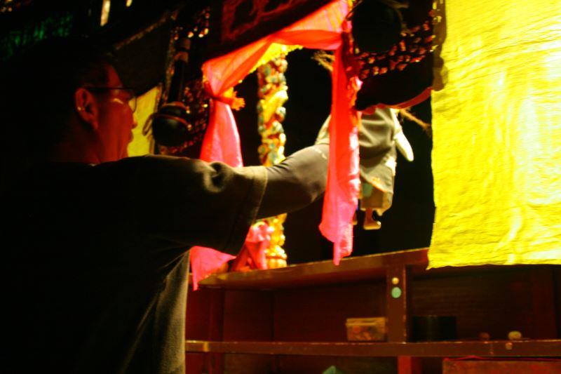 「108年重要傳統表演藝術保存者(團體)接班人傳習演出計畫」-弘宛然古典布袋戲團
