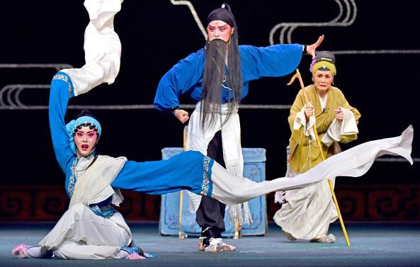 《川劇傳統經典折戲專場》四川省川劇院│2019臺灣戲曲藝術節