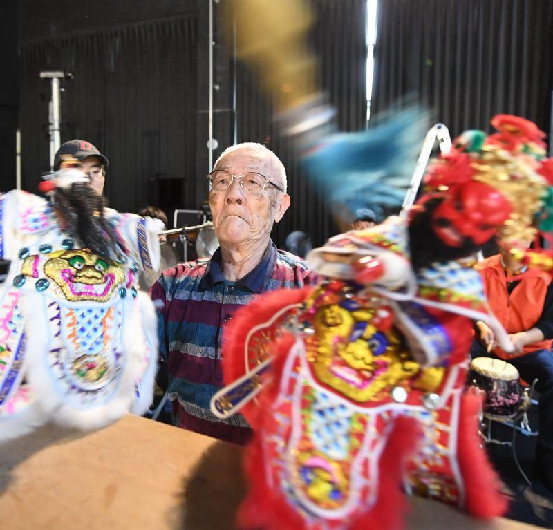 「108年重要傳統表演藝術保存者(團體)接班人傳習演出計畫」-陳錫煌傳統掌中劇團