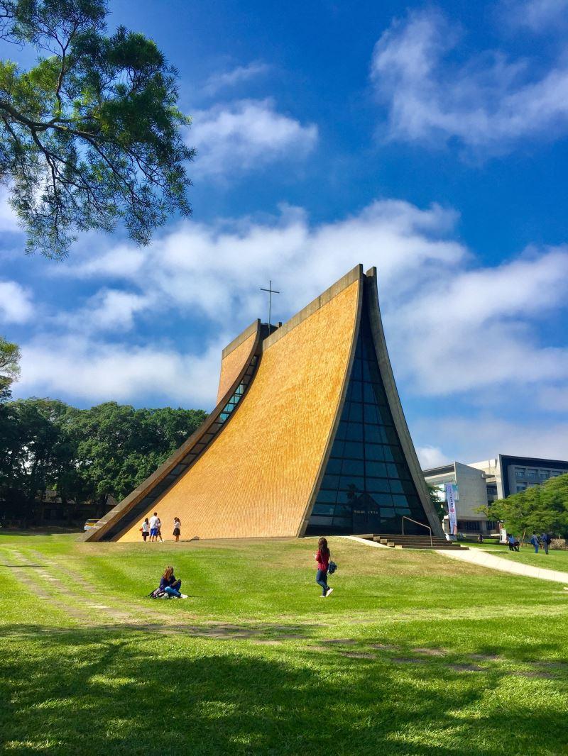 Cultural Infrastructure Series XX: Luce Memorial Chapel
