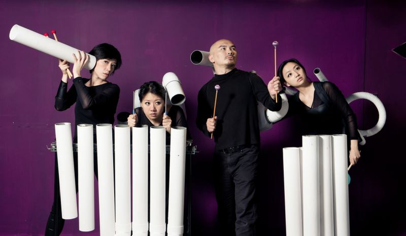 Taiwan percussion ensemble Freedom Beat to tour California