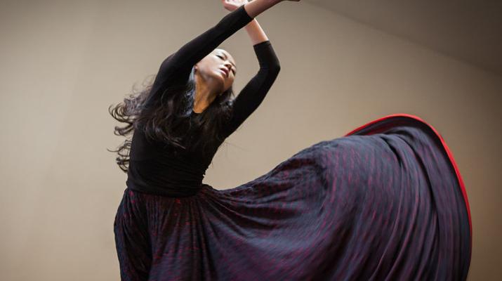 臺灣舞蹈家許芳宜紐約登台  演出瑪莎葛蘭姆名作「Chronicle」