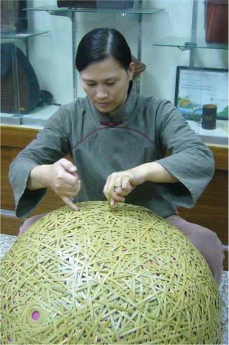 Bamboo-Weaving Artist | Chiu Chin-tuan