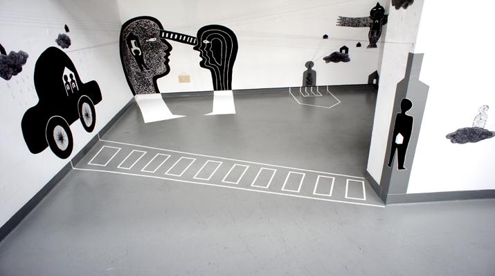 臺灣藝術家李燕華紐約庫柏聯盟藝術學院展出