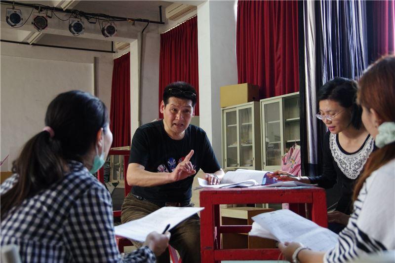 12月陳安福老師戲曲班招生 報名表下載