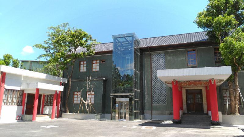 外交使節の「大使之家」でもあった‐自由之家