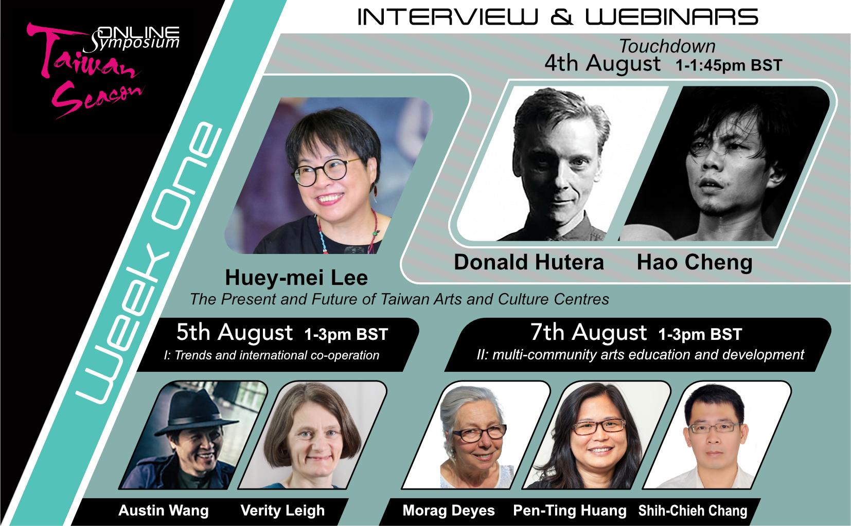 Temporada de Taiwán del Festival Fringe de Edimburgo 2020  se realizará en forma virtual