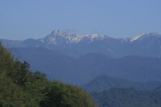 Yushan National Park