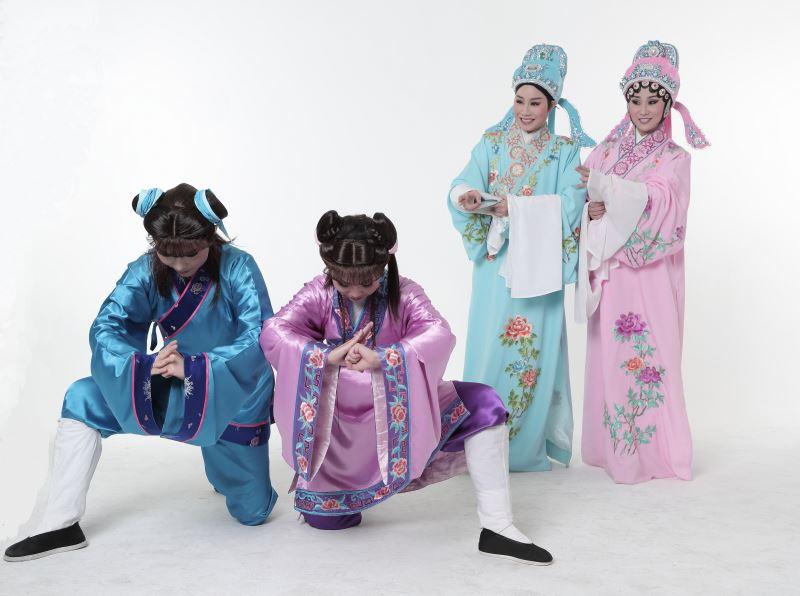 財團法人廖瓊枝歌仔戲文教基金會-「107年重要傳統藝術保存者(團體)接班人傳習演出計畫」