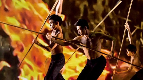 Cloud Gate Dance Theatre to debut 'Rice' in Paris and Lyon