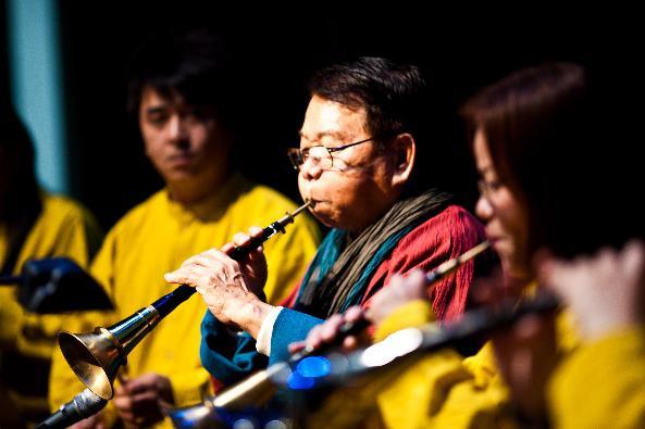 「108年重要傳統表演藝術保存者(團體)接班人傳習演出計畫」-漢陽北管劇團