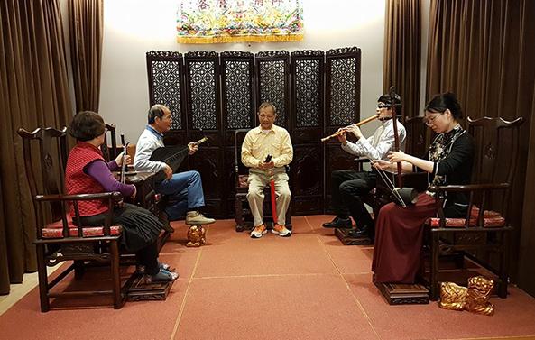 《南管尋親記》│2018世代之聲─臺灣族群音樂紀實系列