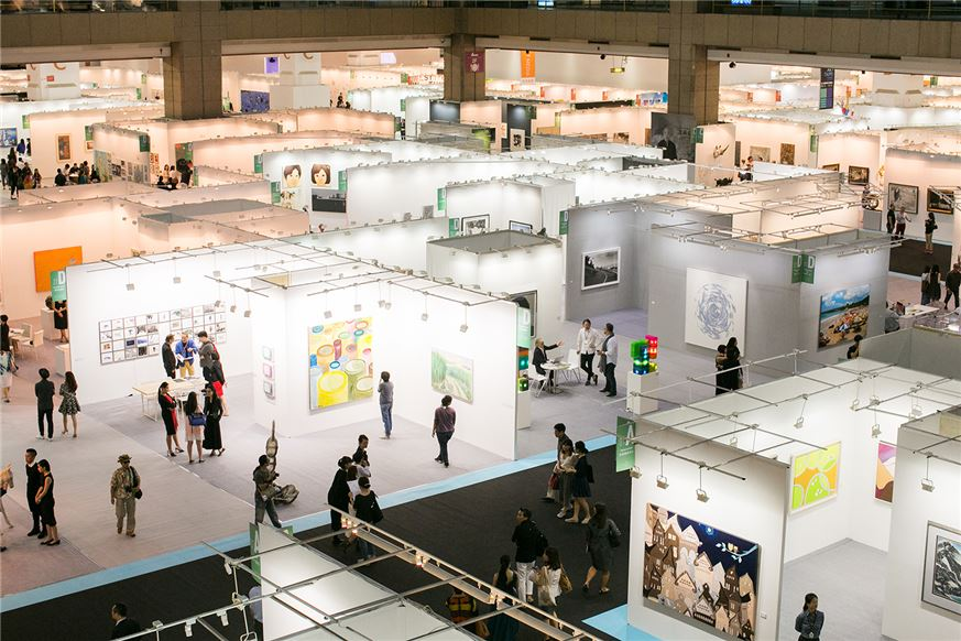 ART TAIPEI 2016 Coming Soon APAGA X ART TAIPEI to reach heights of artistic achievement