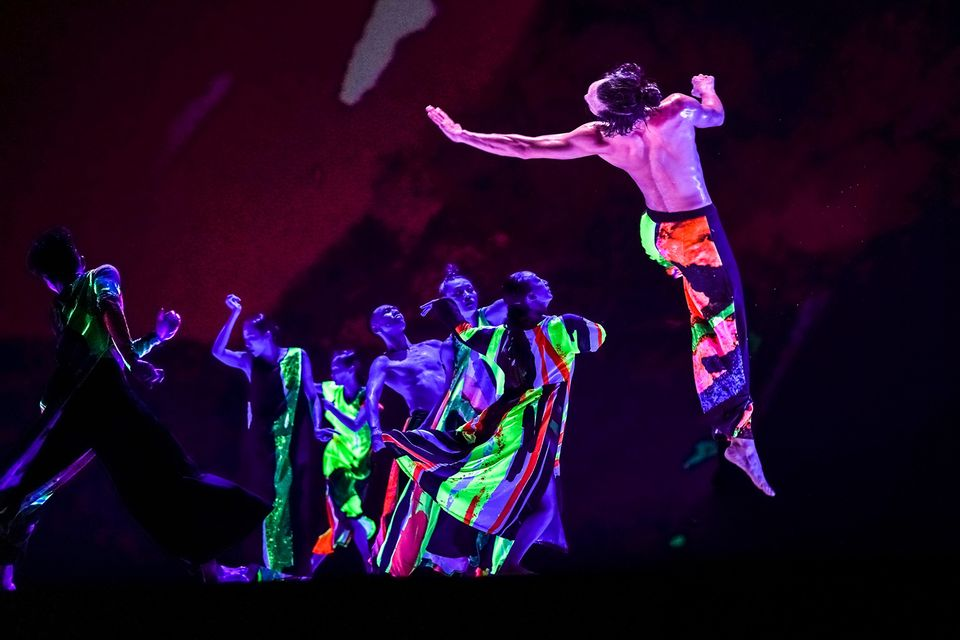 Cloud Gate Dance Theatre to present behind-the-scenes of acclaimed performance online