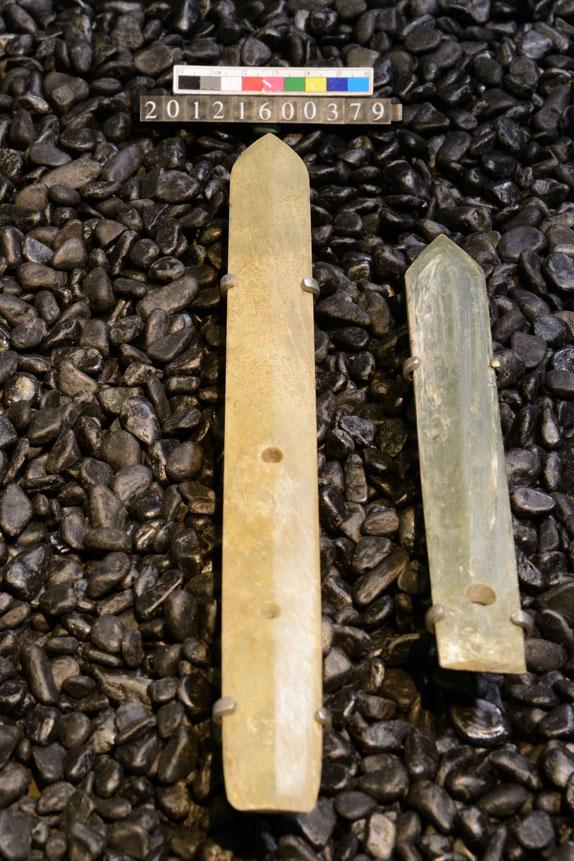 卑南文化玉矛