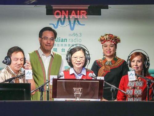 台湾初となる全国放送の原住民族FM局が開局