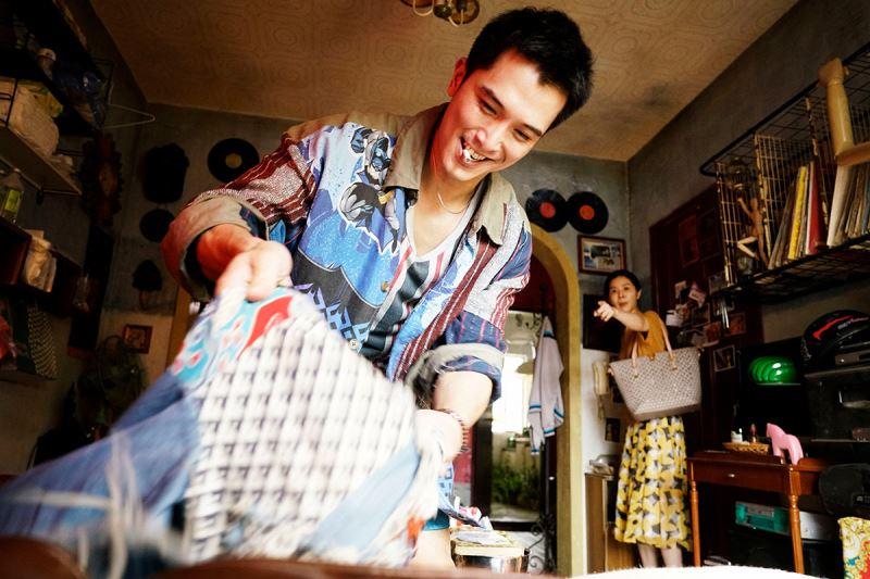 台湾俳優ロイ・チウが大阪アジアン映画祭「オーサカ Asia スター☆アワード」受賞
