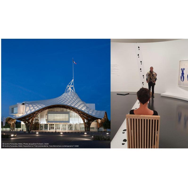 Lee Mingwei au Centre Pompidou-Metz pour le 10e anniversaire du Centre