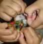 很多人的手+很多人的手:2005館校合作原住民社區學校手工藝教育成果展