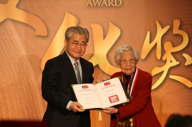 文学者の斉邦媛氏、抗日戦争がなければ「台湾は今も日本の植民地」