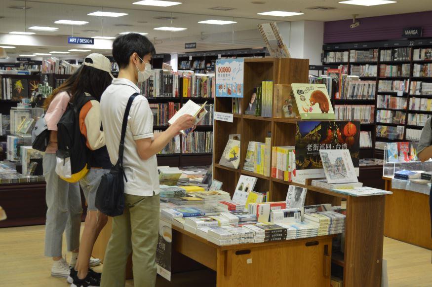 【出版】コロナ禍でも台日出版文化交流に時差なし、「Books Kinokuniya Tokyo」に台湾書籍コーナー開設