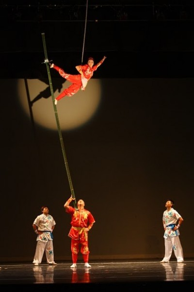 Folk troupe to perform acrobatics in Malaysia
