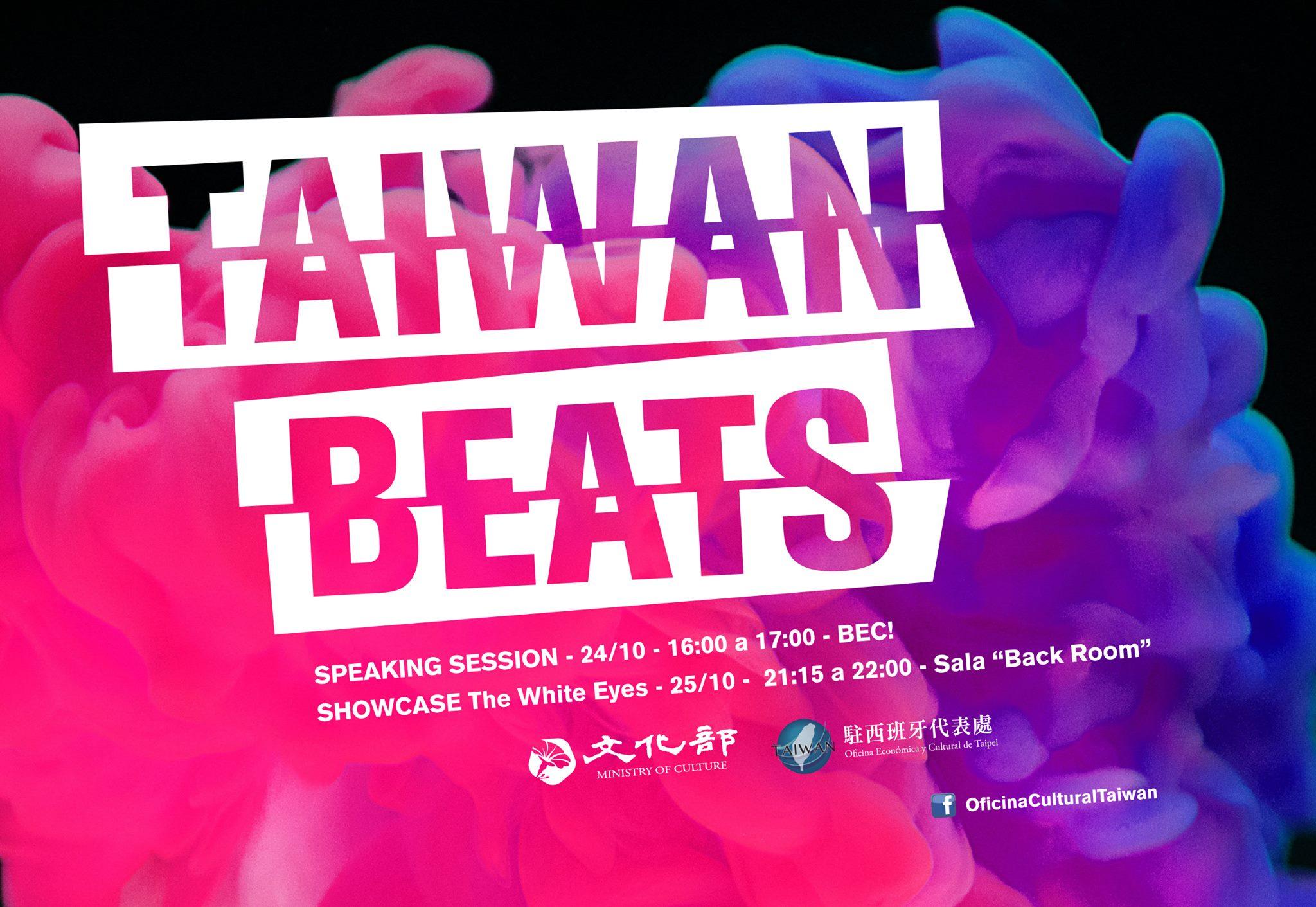 TAIWAN BEATS + BIME PRO 2018