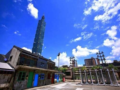 台湾特有の「眷村文化」