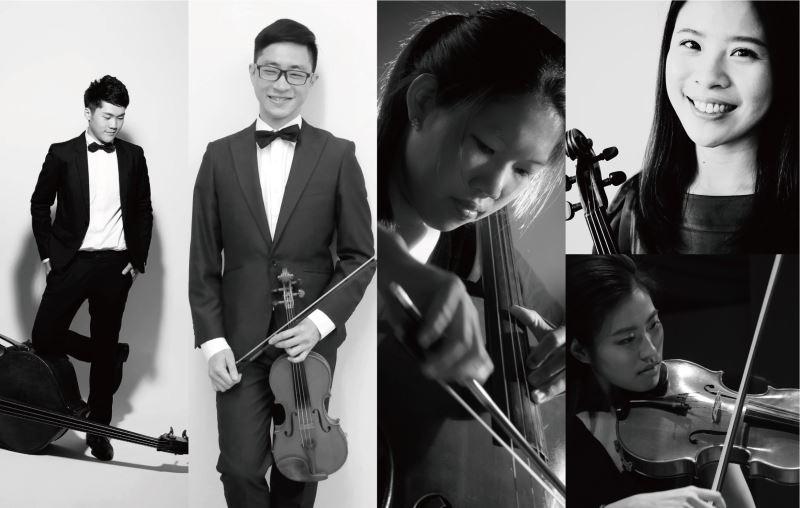 《新文化觀點 臺灣音樂一百年》弦樂五重奏講演音樂會