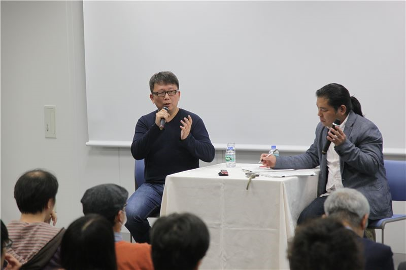 金馬奨50年の記録映画を東京初上映、楊力州監督が語る