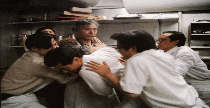 """Film Thursday of Taiwan Academy presents Oscar-winning director Ang Lee's """"Pushing Hands"""""""