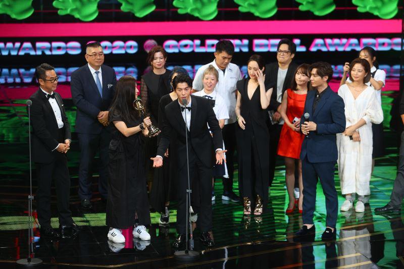 作品賞は「時をかける愛」 4部門を受賞  台湾テレビ番組賞「電視金鐘奨」
