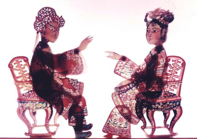 「傳統偶戲表演節目」系列活動─觀音山東華皮影劇團